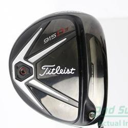 Titleist 915 D3 Driver 8.5° Mitsubishi Diamana D+ White 70 Graphite X-Stiff Right Handed 45 in Used Golf Club