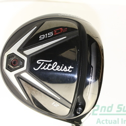 Titleist 915 D2 Driver 12° Mitsubishi Diamana M+ Red 50 Graphite Senior Right Handed 45 in Used Golf Club