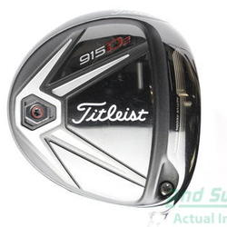 Titleist 915 D2 Driver 7.5° Mitsubishi Diamana D+ White 70 Graphite X-Stiff Right Handed 45 in Used Golf Club