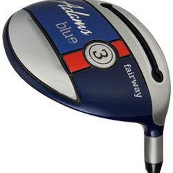 Adams Golf- LH Blue Fairway Wood (Left Handed)