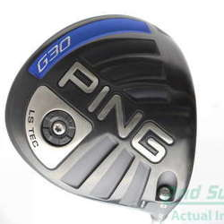 Ping G30 LS Tec Driver 9° Ping Tour 65 Graphite Stiff Right Handed 44.75 in Used Golf Club