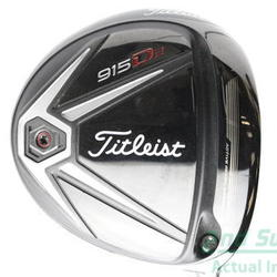 Titleist 915 D2 Driver Mitsubishi Diamana M+ Red 40 Graphite Ladies Right Handed 44 in Used Golf Club