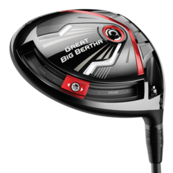 2015 Great Big Bertha Driver 9° Mens/LEFT