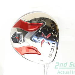 Tour Edge Exotics XCG-V Driver 12° Stock Graphite Shaft Graphite Ladies Right Handed 44 in Used Golf Club