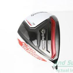 TaylorMade AeroBurner Fairway Wood 3 Wood 3W 15° Matrix Speed RUL-Z 60 Graphite Stiff Right Handed 43 in Used Golf Club