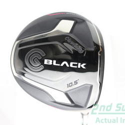Cleveland 2015 CG Black Driver 10.5° Mitsubishi Bassara E-Series 45 Graphite Ladies Right Handed 45.25 in Used Golf Club