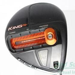 Cobra King F6 Plus Driver 10.5° Cobra Matrix 65M4 Black Tie Graphite X-Stiff Right Handed 45 in Used Golf Club