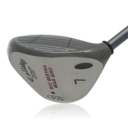 Big Bertha Warbird Strong 3 Wood Mens/Right