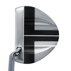 Odyssey Works V- Line Versa Putter w/ Super Stroke Grip – White Hot Insert