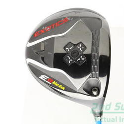Tour Edge Exotics E8 Beta Driver 10° Matrix Radix 5 Graphite Regular Right Handed 43.75 in Used Golf Club
