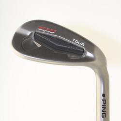 Ping Tour Gorge Wedge Sand SW 56° Standard Sole FST KBS Tour Steel Regular Right Handed Black Dot 36 in Used Golf Club