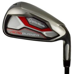 TaylorMade Golf- Aeroburner HL Irons (8 Iron Set) Graphite