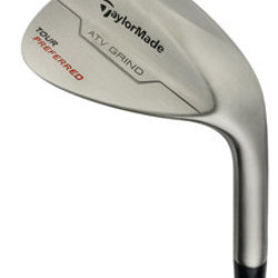 TaylorMade Golf- LH Tour Preferred ATV Wedge (Left Handed)