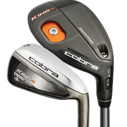 Cobra Golf- King F6 Combo Irons (8 Club Set)