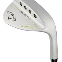 Callaway Golf- MD3 Milled Chrome Wedge