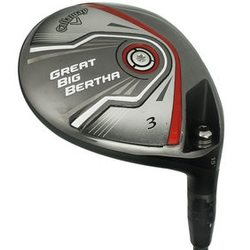 Pre-Owned Callaway Golf Great Big Bertha Fairway Wood *Like New*