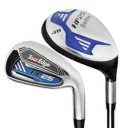 Tour Edge Golf- HP25 Combo Irons (8 Club Set)