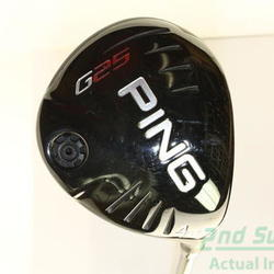Ping G25 Fairway Wood 4 Wood 4W 16.5° Fujikura Speeder Evolution 869 Graphite X-Stiff Right Handed 42.5 in Used Golf Club