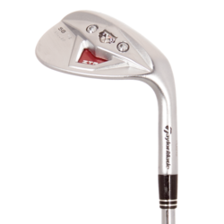 TaylorMade ZTP TP Lob Wedge Mens/LEFT