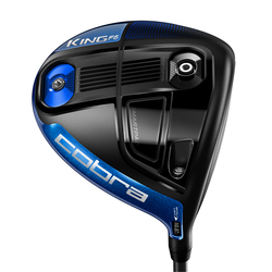 Cobra King F6 Adjustable Blue Aster Driver