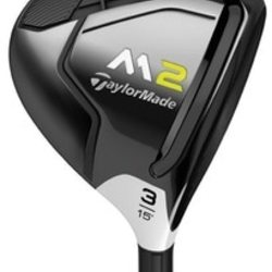 TaylorMade Golf- 2017 M2 Fairway Wood