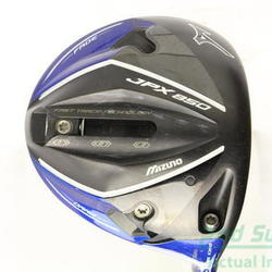 Mizuno JPX 850 Driver 11.5° Fujikura Motore Speeder 6.3 TS Graphite Stiff Right Handed 45.5 in Used Golf Club