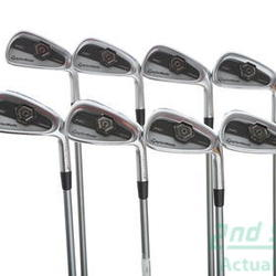 TaylorMade 2011 Tour Preferred MC Iron Set 3-PW TM Fujikura TP 90 Graphite Stiff Right Handed 37.75 in Used Golf Clubs