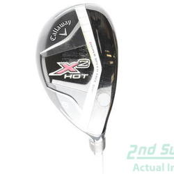 Callaway X2 Hot Hybrid 5 Hybrid 25° Callaway X2 Hot Graphite Ladies Right Handed 38 in Used Golf Club