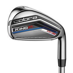 Cobra Golf- King F7 One Length Irons (7 Iron Set)