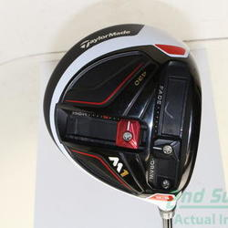 TaylorMade M1 430 Driver 9.5° MRC Kuro Kage Silver TiNi 60 Graphite Senior Right Handed 45.25 in Used Golf Club
