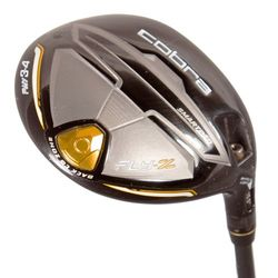 Cobra Fly-Z (3-4 Fwy) Fairway Wood Mens/LEFT
