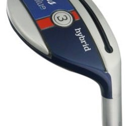 Adams Golf- LH Blue Hybrid (Left Handed)