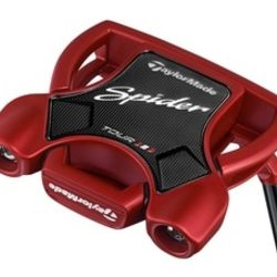 TaylorMade Golf- Spider Tour Red Putter