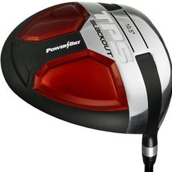 Powerbilt Golf- TPS Blackout Driver