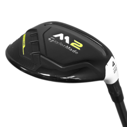TaylorMade 2017 M2 Rescue 4 Hybrid Mens/LEFT