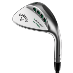 Mack Daddy PM Chrome Sand Wedge Mens/LEFT