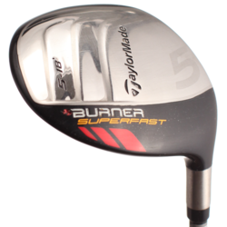TaylorMade Burner (2010) Superfast Fairway 5 Wood Mens/LEFT