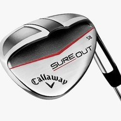 Callaway Golf- Sure Out Wedge