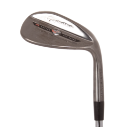 TaylorMade 2015 Tour Preferred EF (ATV Grind) Dark Smoke Lob Wedge Mens/LEFT