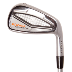 Cobra King Forged Tec 4-PW,GW Mens/Right
