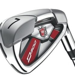 Wilson Golf- Staff D300 Irons (8 Iron Set)