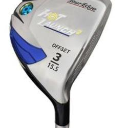 Tour Edge Golf- Hot Launch 2 Fairway Wood