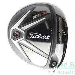 Titleist 915 D3 Driver 7.5° Mitsubishi Diamana M+ Red 50 Graphite Regular Right Handed 45.5 in Used Golf Club