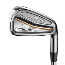 Cobra Golf- King Forged Tour Irons (7 Iron Set)