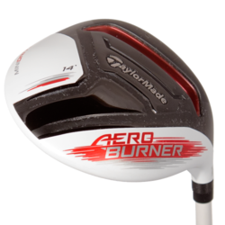TaylorMade Aeroburner Mini Driver 14° Mens/Right