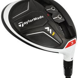 TaylorMade Golf LH M1 Fairway Wood (Left Handed)