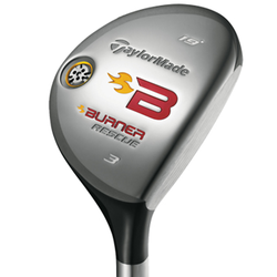 TaylorMade Burner Rescue TL Hybrid 3 Hybrid Mens/LEFT