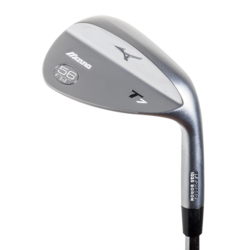 Mizuno T7 White Satin Chrome Sand Wedge Mens/Right
