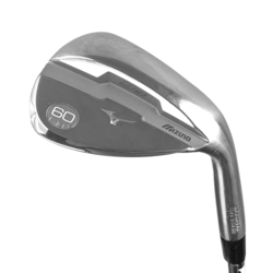 Mizuno S18 White Satin Gap Wedge Mens/Right