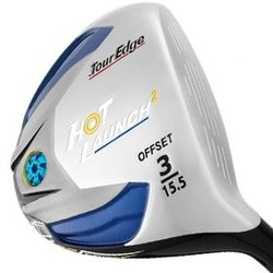 Tour Edge Golf- Hot Launch 2 Draw Fairway Wood